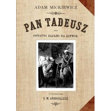 Pan Tadeusz reprint