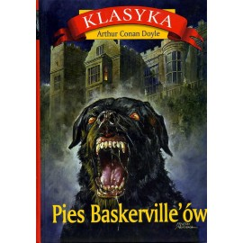 Pies Baskerville`ów KLASYKA /nowe 2017