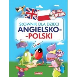 Słownik dla dzieci angielsko-polski + CD gratis