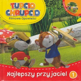 Tupcio Chrupcio DVD 1 Najlepszy przyjaci