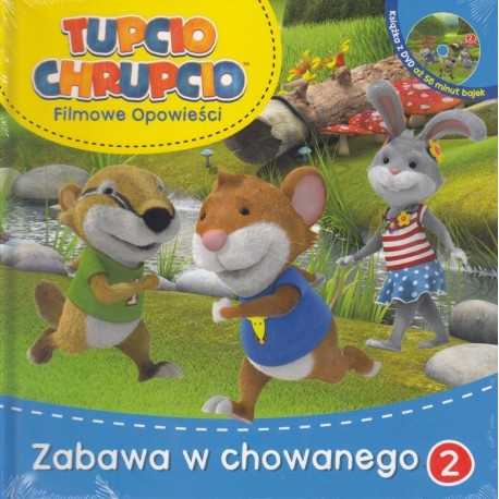 Tupcio Chrupcio DVD 2 Zabawa w chowanego