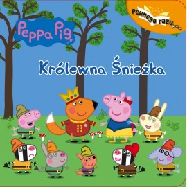 Peppa Pig TW 2 Królewna Śnieżka