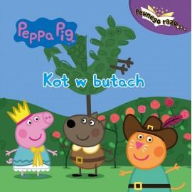 Peppa Pig TW 3 Kot w butach