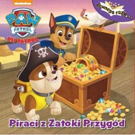 Psi Patrol TW 1 Piraci z Zatoki Przygód