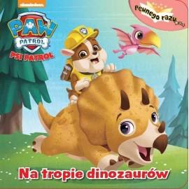 Psi Patrol TW 2 Na tropie dinozaurów