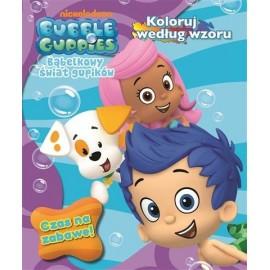 Bubble Guppies czas na zabawę