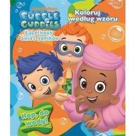 Bubble Guppies hop do wody część 2