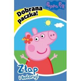 Dobrana Paczka. Peppa Pig 2