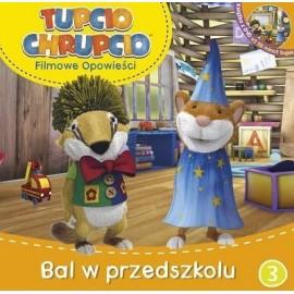 Tupcio Chrupcio DVD 3 Bal w przedszkolu