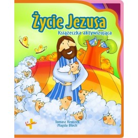 Życie Jezusa książeczka aktywizująca