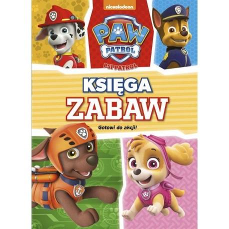 Psi Patrol Księga zabaw 2 - Gotowi do akcji!