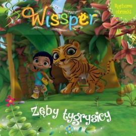 Wissper Zęby tygrysicy 3D
