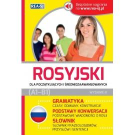 Rosyjski dla początkujących i średniozawansowanych (A1-B1)
