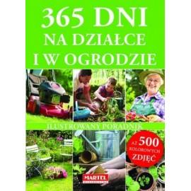 365 dni na działce i w ogrodzie