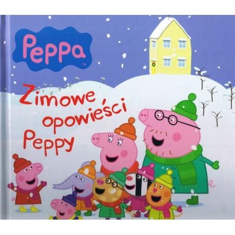 Świnka Peppa. Zimowe opowieści Peppy