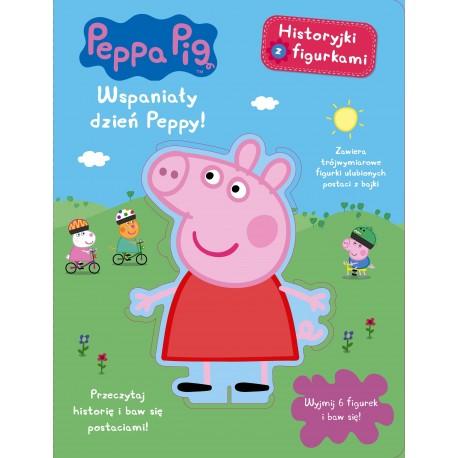 Historyjki z figurkami Peppa Pig