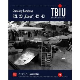 Samoloty bombowe PZL. 23 Karaś 42 i 43