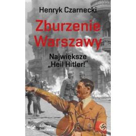 Zburzenie Warszawy
