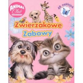 Animal Club. Zwierzakowe Zabawy 1