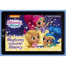 Shimmer and Shine QR 1 Magiczny wieczór
