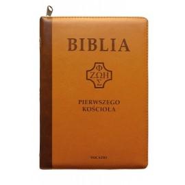 Biblia Pierwszego Kościoła karmelowa