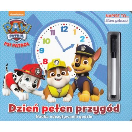 Psi Patrol Która godzina Dzień pełen przygód