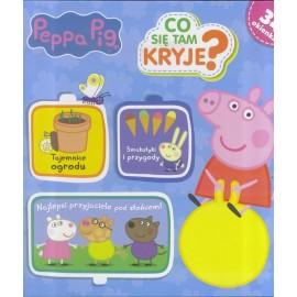 Peppa Pig Co się tam kryje? cz. 1