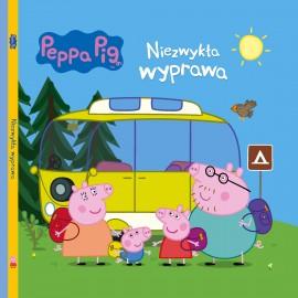 Peppa Pig TW 6 Niezwykła wyprawa