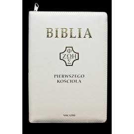 Biblia pierwszego Kościoła biała