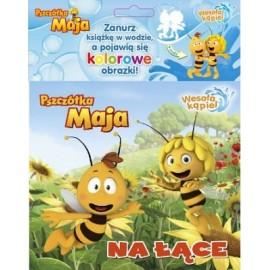 Pszczółka Maja Wesoła kąpiel 1 Na łące