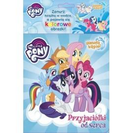 My Little Pony Wesoła kąpiel 1 Przyjaciółki od serca