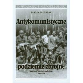 Antykomunistyczne podziemie zbrojne na terenie Inspektoratu Puławy 1944-1956
