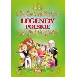 Legendy Polskie 3 (zielona)
