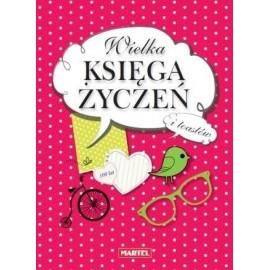 Wielka księga życzeń i toastów /promocja