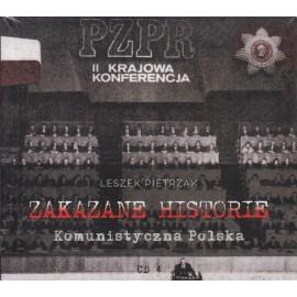 Zakazane historie CD4 Komunistyczna Polska
