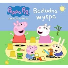Świnka Peppa Książeczka 52 Bezludna wyspa
