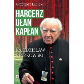 Harcerz Ułan Kapłan Ks. Zdzisław Peszkow
