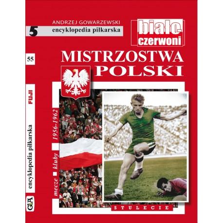 Mistrzostwa Polski - Stulecie 4 FUJI tom 55