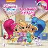 Shimmer & Shine książka z DVD 3 Czarodziejskie siostry