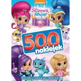 Shimmer & Shine 500 naklejek