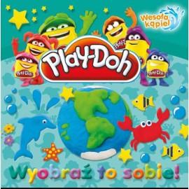 Pley-Doh Wesoła kąpiel 1 Wyobraź to sobie!