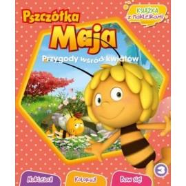 Pszczółka Maja Przygody wśród kwiatów 3