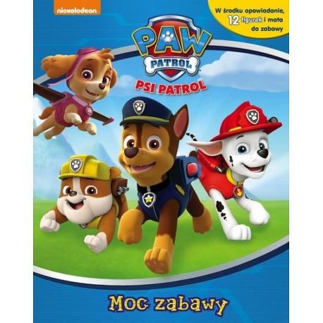 Psi patrol Moc zabawy(18) 12 figurek + mata