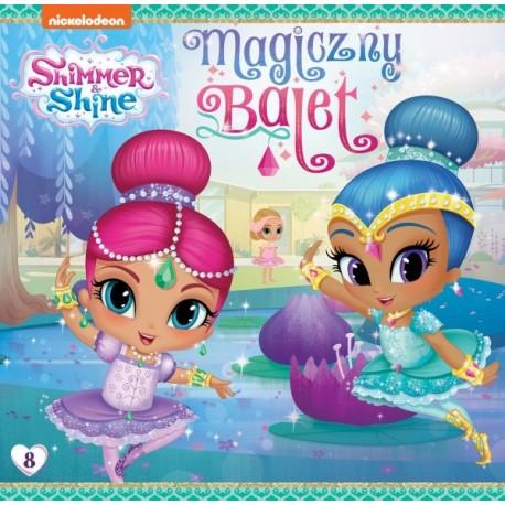 Shimmer & Shine 8 Magiczny Balet