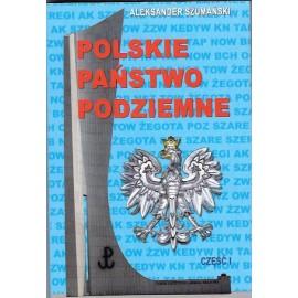 Polskie Państwo Podziemne część 1