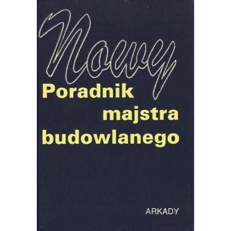 Nowy poradnik majstra bud./99 zł