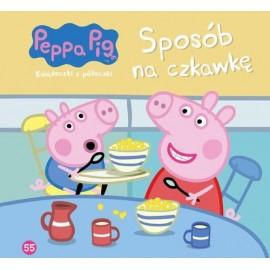 Świnka Peppa Książeczka 55 Sposób na czkawkę