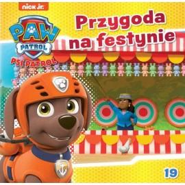 Psi Patrol 19 Przygoda na festynie