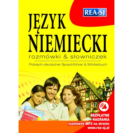 Rozmówki & słowniczek Język NIEMIECKI