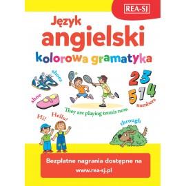 Język angielski kolorowa gramatyka